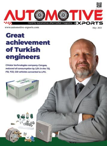 Automotive Exports Mayıs 2021