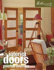 puertas interiors - Home Depot
