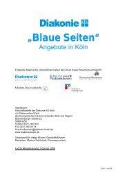 """""""Blaue Seiten"""""""