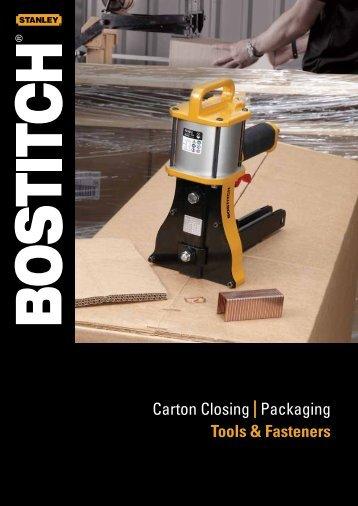 Carton Closing Staples - VISICO