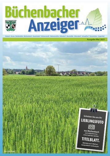 Mai 2021 - Büchenbacher Anzeiger