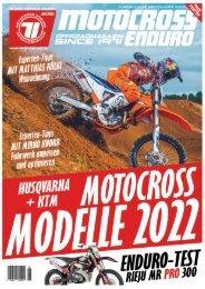 MotocrossEnduro Ausgabe 06/2021