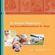 St. Vincenz-Hebammen am Gesundheitszentrum St. Anna