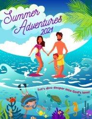 Summer Adventures 2021