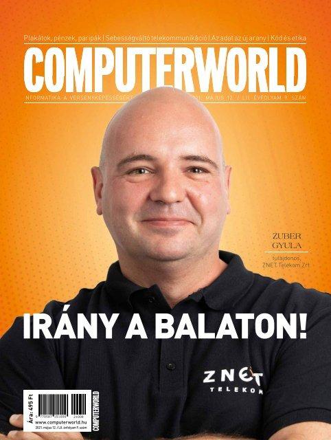 Computerworld magazin 2021.05.12.