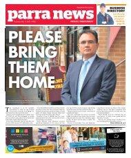 Parra News May 11