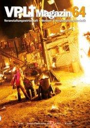 VPLT Magazin 64