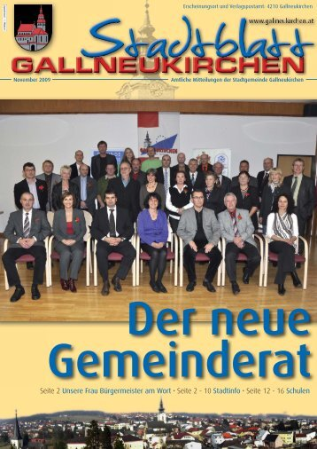 2009 November (3,16 MB) - Gallneukirchen