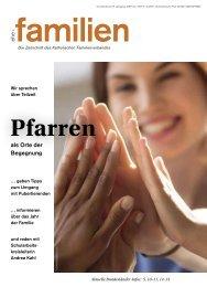 Familienzeitung Ehe und Familien