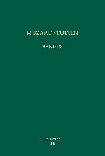 Leseprobe_Mozart Studien Band 28
