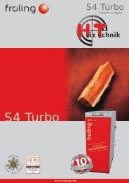 Brochure Fröling  S4 Turbo IT