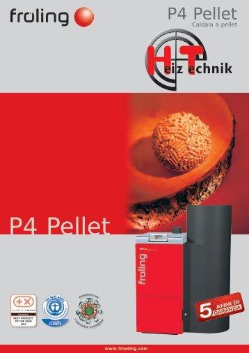 Brochure Fröling P4 Pellet IT