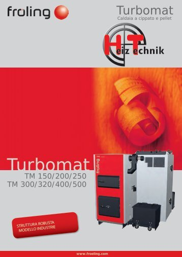 Brochure Fröling Turbomat 150-500 IT