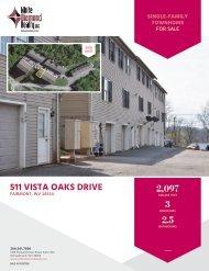 511 Vista Oaks [Scenic-Ridge] Marketing Flyer