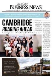 Waikato Business News April/May 2021