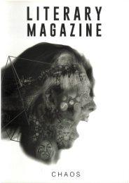 AAS Literary Magazine 2013-2014 -