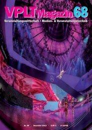 VPLT Magazin 68
