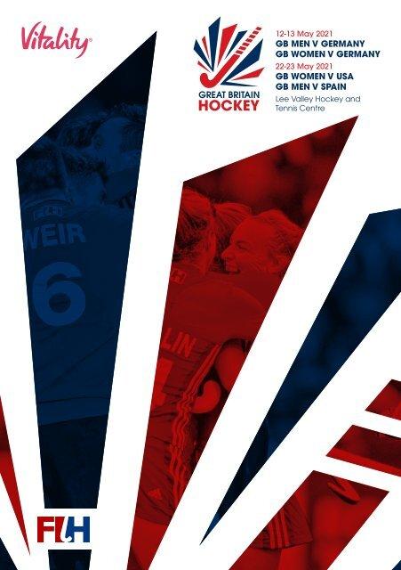 Great Britain Hockey vs Germany   USA   Spain