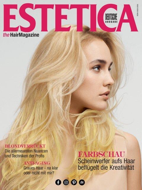 Estetica Magazine Deutsche Ausgabe (2/2021)