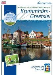 Image Catalog Krummhörn-Greetsiel EN