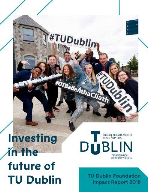 TU Dublin Foundation Donor Report 2018