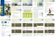 Nordic Walking und Fitnesspark in Krummhörn-Greetsiel