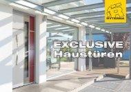 Front doors Exclusive DE