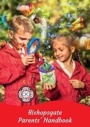 Bishopsgate Parents Handbook 2021