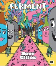 Ferment issue 64 //Beer Cities