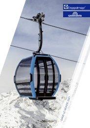 Doppelmayr/Garaventa Brochure Annuelle 2021