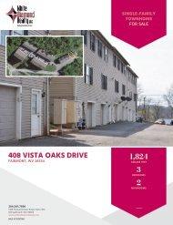 408 Vista Oaks [Scenic-Ridge] Marketing Flyer