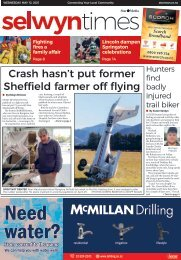 Selwyn Times: May 12, 2021