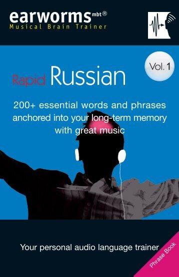 Rapid Russian - Earworms