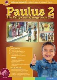 Paulus 2 - Lektionen-Set