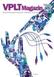 VPLT Magazin 73
