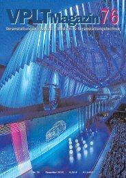 VPLT Magazin 76