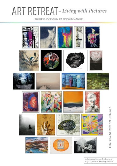 Art Retreat - Living with Pictures, 2020-21, vol. 6