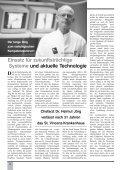 Ausgabe Nr. 2 / 2003 (3,6 MB) - St. Vincenz Krankenhaus Limburg - Seite 6