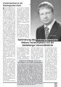 Ausgabe Nr. 2 / 2003 (3,6 MB) - St. Vincenz Krankenhaus Limburg - Seite 7