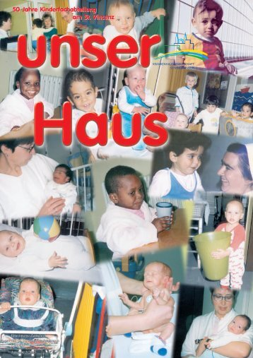Ausgabe Nr. 3 / 2003 - St. Vincenz Krankenhaus Limburg