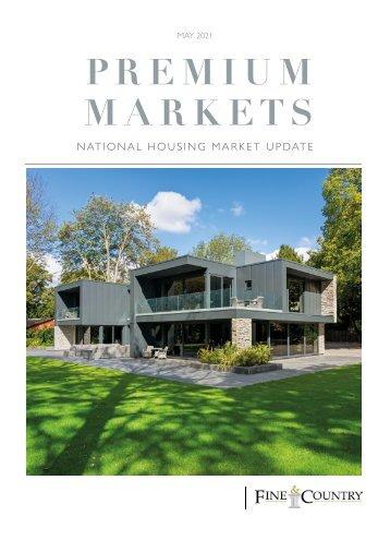National Housing Market Update   May 2021