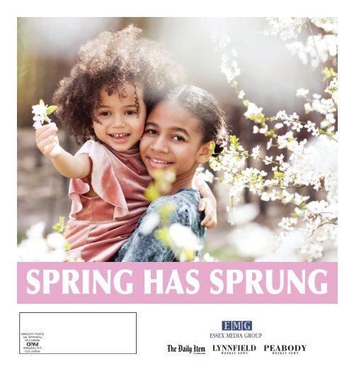 Spring has Sprung 2021