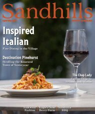 Sandhills Magazine Apr-May 2021