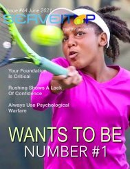 Serveitup Tennis Magazine #64