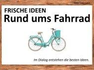 Fahrrad Werbeartikel