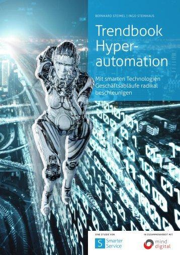 Trendbook Hyperautomation