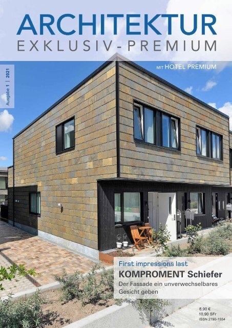Architektur Exklusiv-Premium - Aktuelle Ausgabe