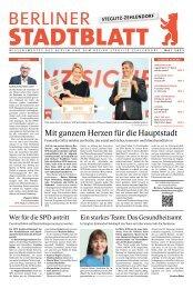 Stadtblatt Steglitz-Zehlendorf   Mai 2021