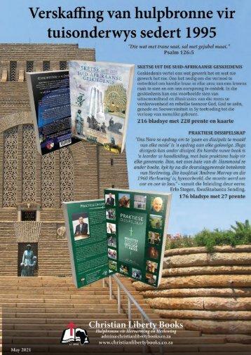 Hulpbronne - Afrikaans Catalogue May 2021