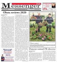 South Messenger - May 16th, 2021